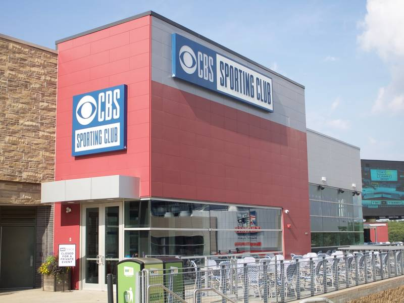 Cbs Sporting Club Now Open Foxborough Ma Patch