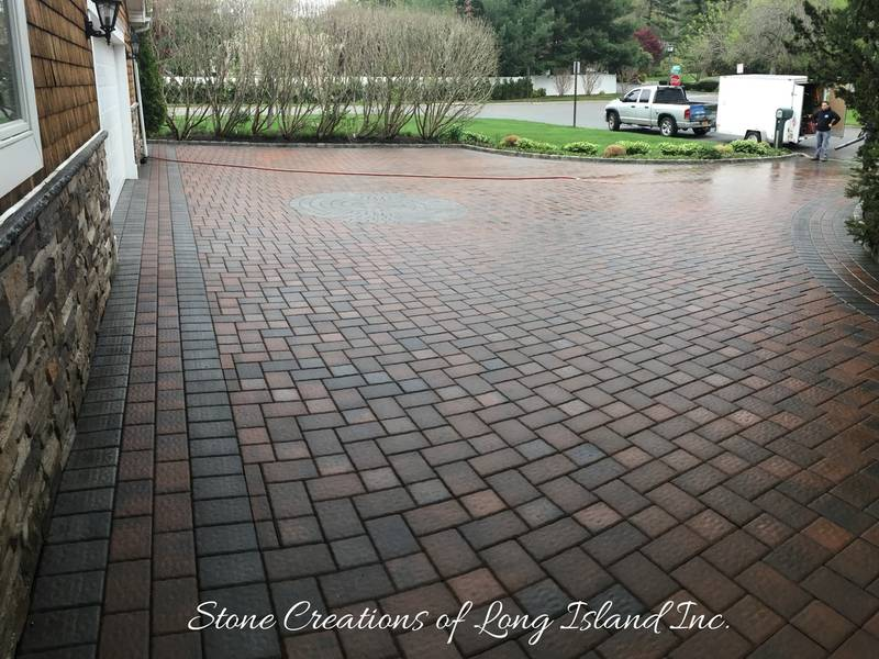 Long Island Paver And Stone Washing Sealing