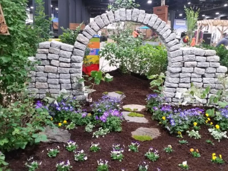 Horticulture landscape technology teachers and students for Craft fair boston 2017