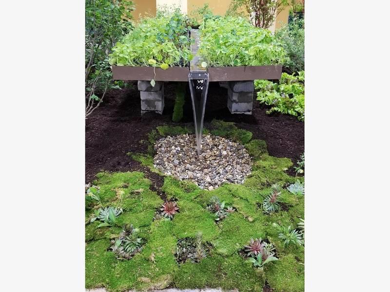 Minuteman Exhibit At Boston Flower Garden Show Wins 5 Awards Lexington Ma Patch