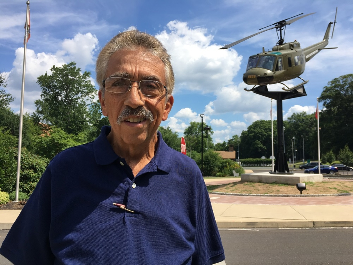 Willow Grove Veterans Memorial Park Helicopter Monument a Reality
