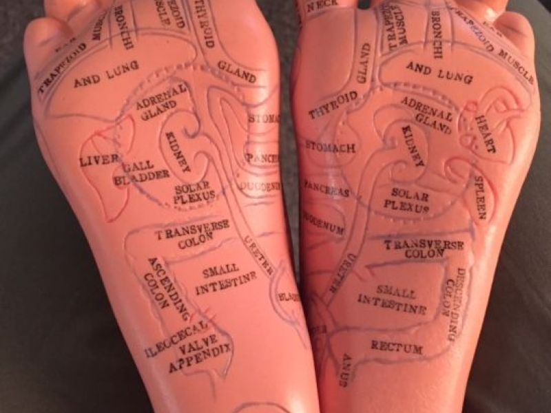 Why Would You Need A Pair Of Reflexology Foot Model