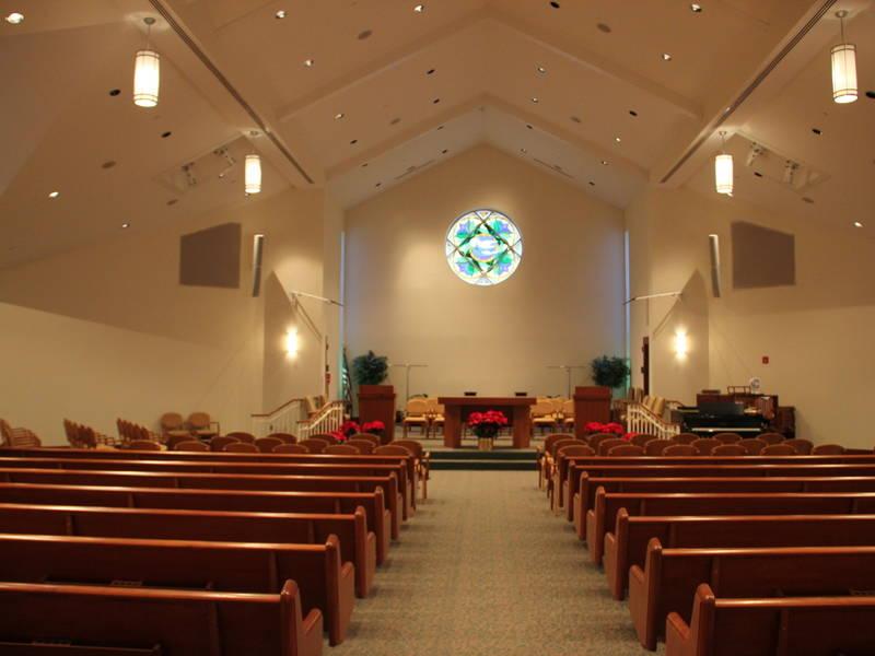 lessons and carols at cedar crest interfaith chapel