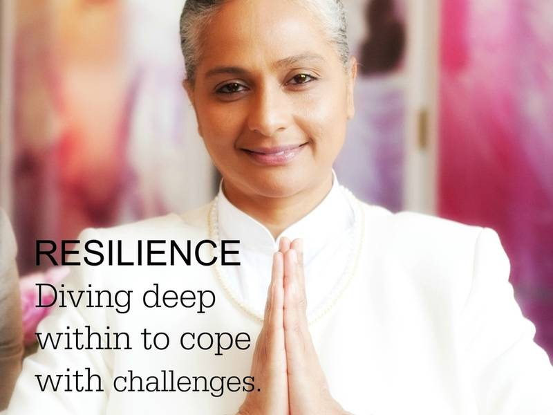 Resilience - Diving Deep Within to Cope with Challenges