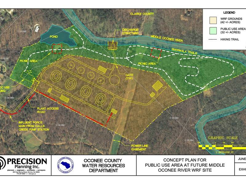River Park Athens >> Site Of New Sewer Plant Could Include Land For A Park | Oconee, GA Patch