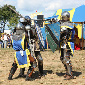 The Middle Ages return to Long Island this June