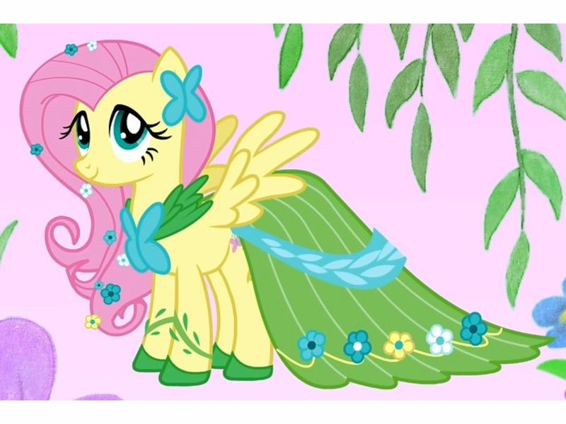 24e2a9ea918 MY LITTLE PONY Friendship is Magic  Fluttershy Floats onto DVD ...