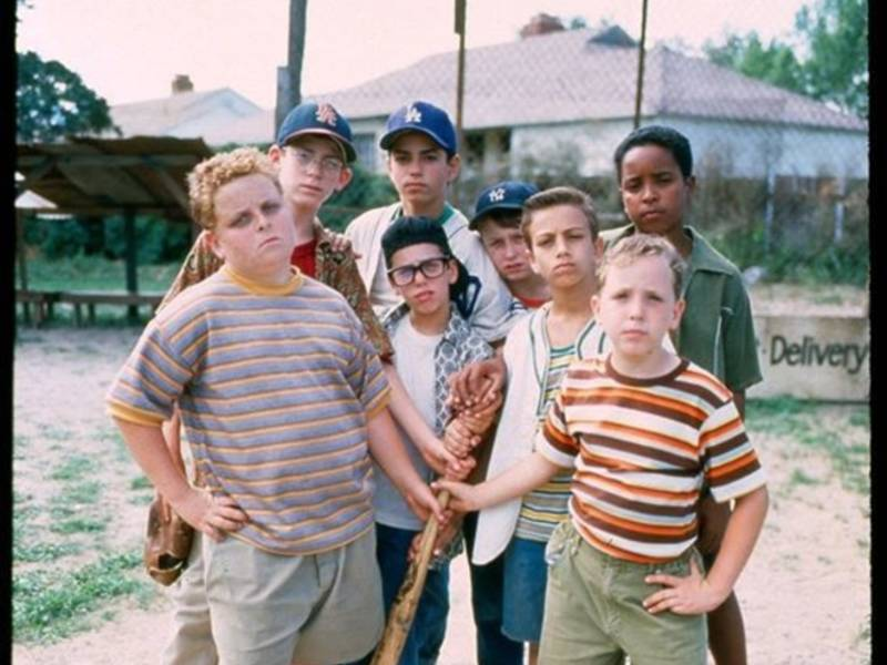 92c3ee375950 The Boys of Summer are back to Delight us with THE SANDLOT on Blu ...