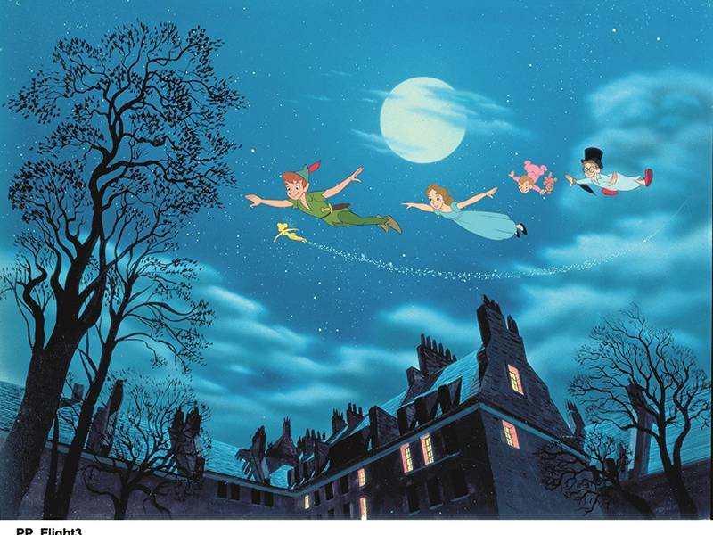 The Anniversary Edition Of Peter Pan Comes To Bluray Imperial