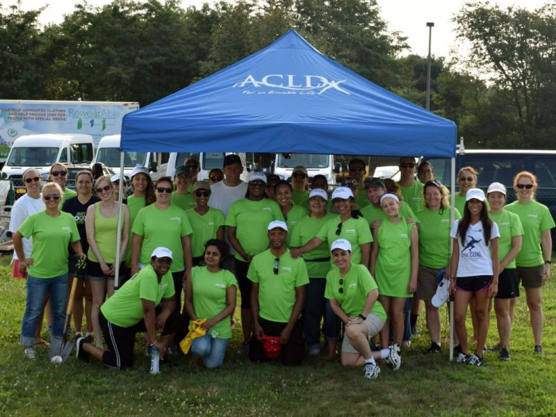 Employees from Melville-Based Leviton Manufacturing Volunteer to ...