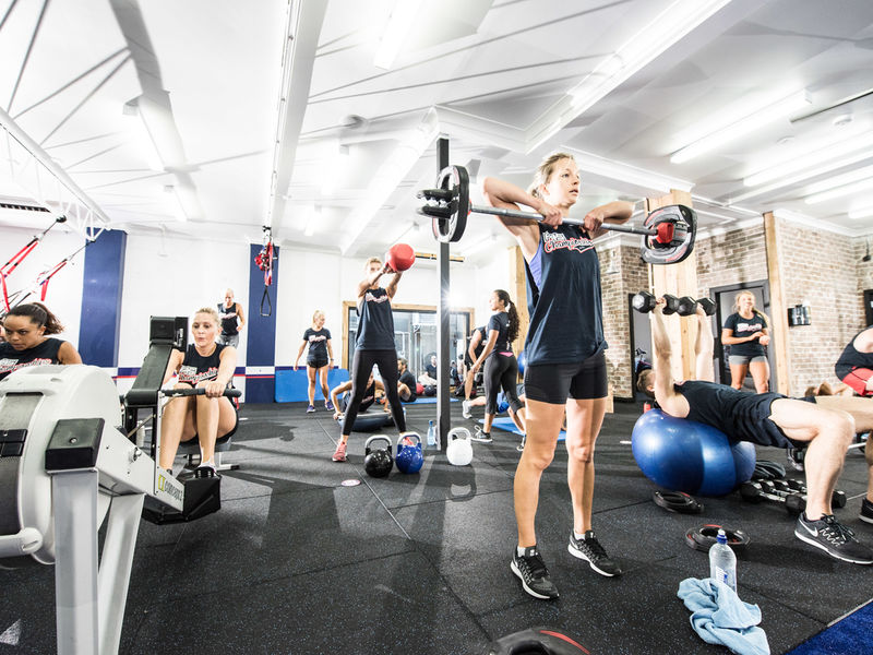 Rapidly Growing Australian Fitness Trend And Franchise
