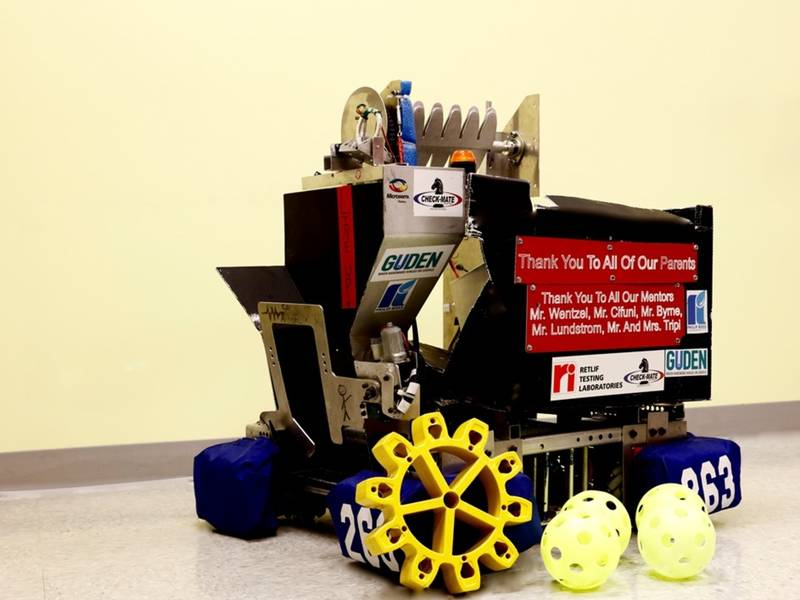 Sachem HS Robotics Team Wins SBPLI FIRST Robotics ...