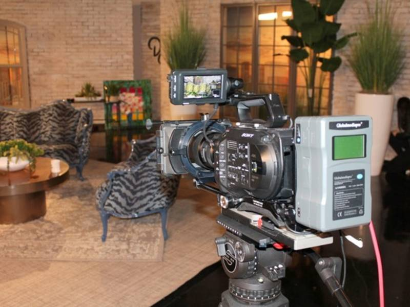 Lorraine Gregory Opens Video Production Studio at Edgewood HQ