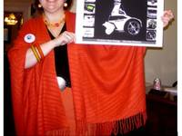 Eight years ago Laura Russell stole the spotlight at the Westminster mayor and Common Council meeting on Sept. 28, 2009