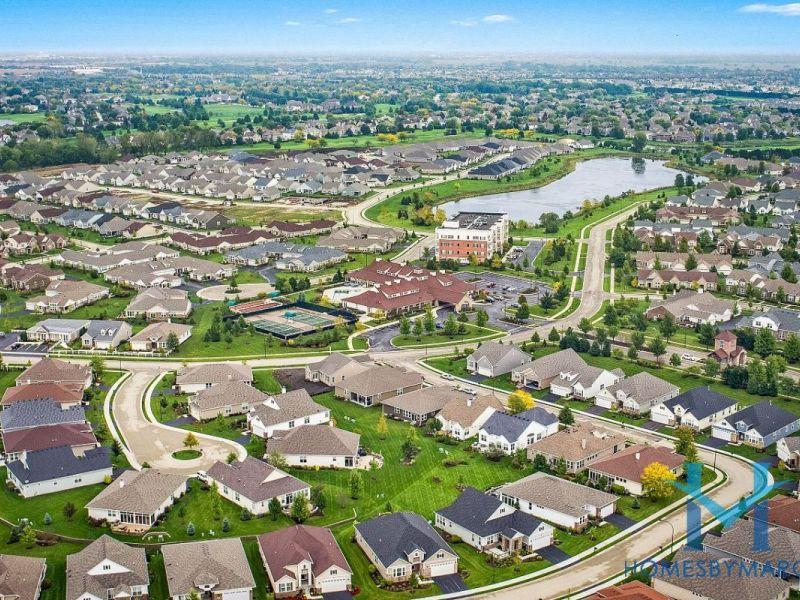 Average Home Sale Price Naperville Il