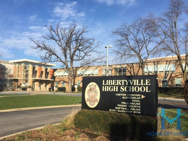 libertyville high school  libertyville  illinois