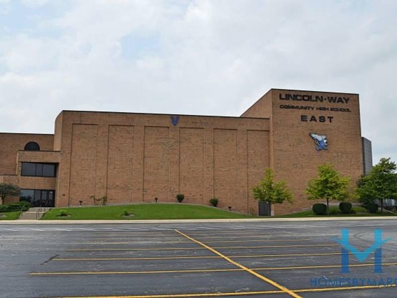 Lincoln Way East High School Frankfort Illinois