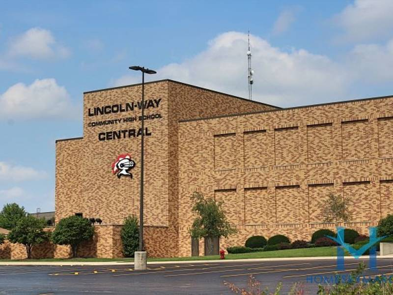 Lincoln Way Central High School New Lenox Illinois Aug