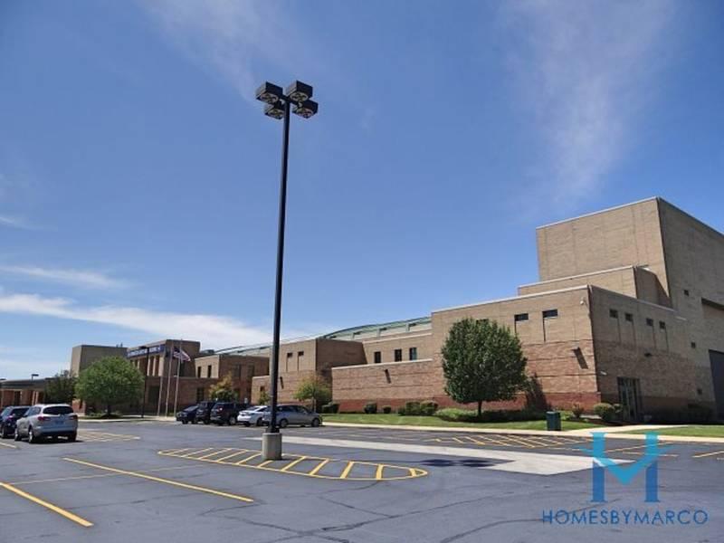 Oswego East High School Oswego Illinois August 2018