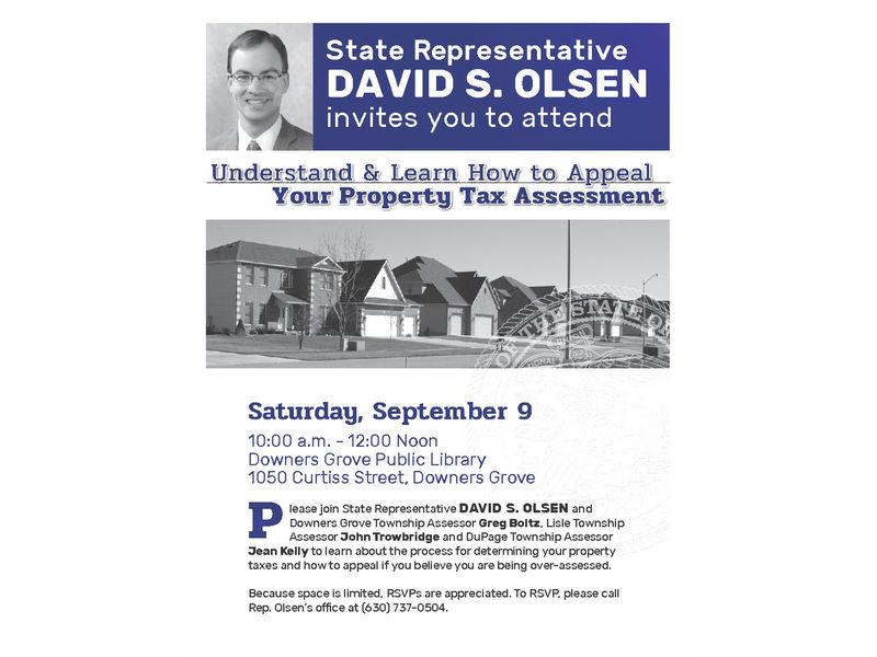 Plainfield Township Property Tax
