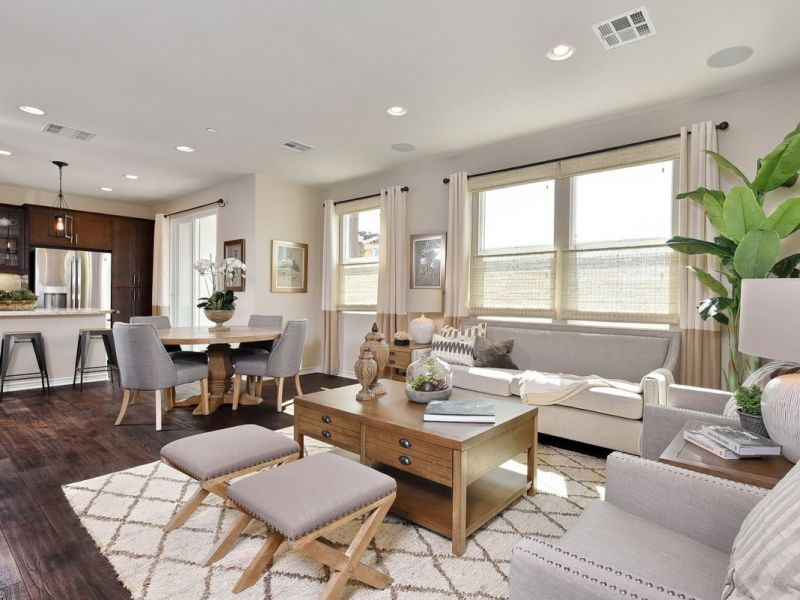 Brandywine Homes 39 Lotus Court A 13 Townhome Community In Monrovia Has Sold Out Monrovia Ca
