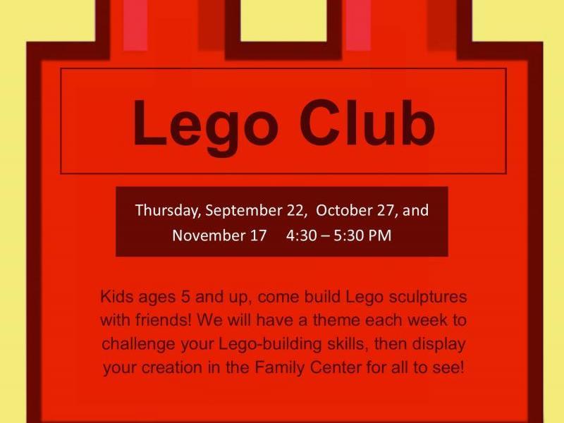 Lego Club Southeast Ny Patch