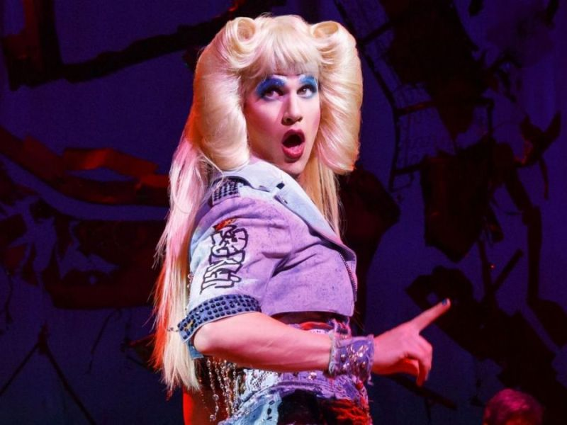 Andrew Rannells will take on the title role in Hedwig and the Angry Inch  beginning August