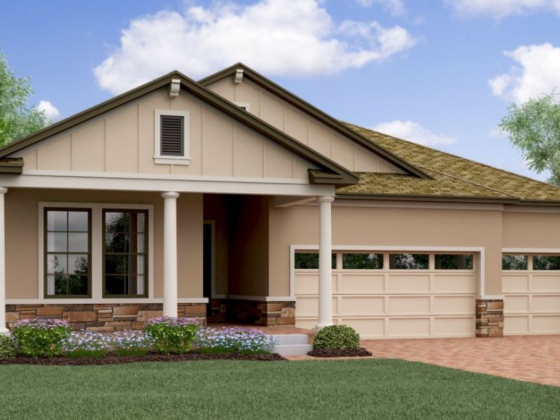 Lennar Building Single Family Homes In Brooksville Golf