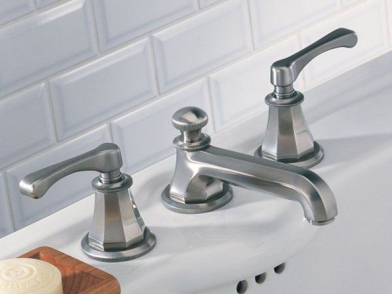 Polished chrome versus polished nickel san marino ca patch for Chrome or brushed nickel kitchen faucet