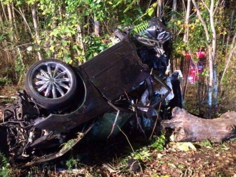 2 Injured In Merritt Parkway Crash In Norwalk Norwalk