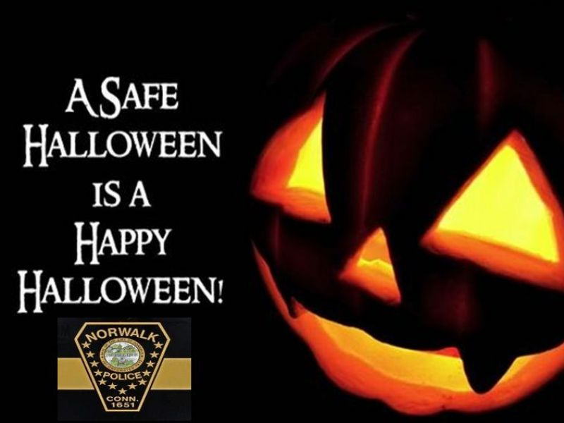 Halloween Safety Tips from the Norwalk Police Department | Norwalk ...