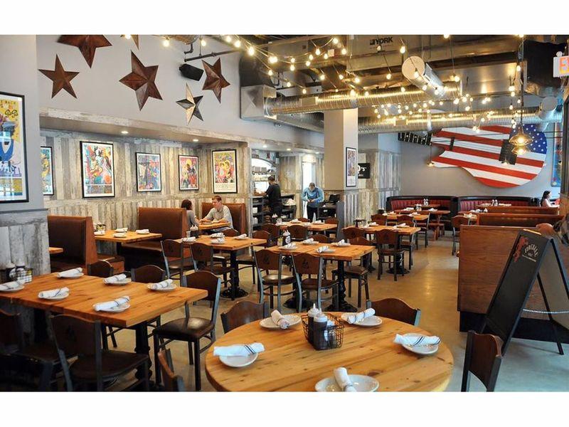 Restaurant Opens At The Block Waypointe In Norwalk