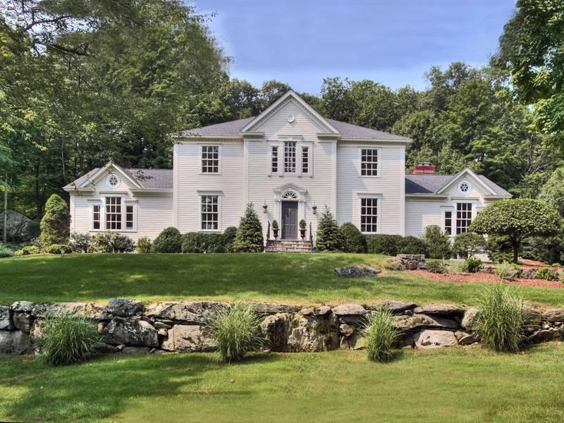 Wow House Updated Modern Colonial In Darien Darien