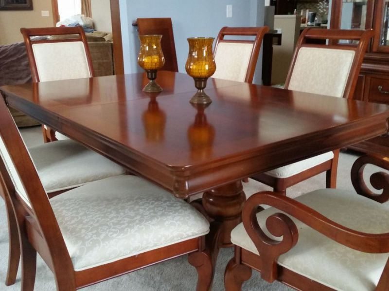 Dining Room Set with China Cabinet for Sale New Lenox | New Lenox ...