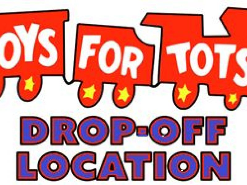Drop Off Toys For Tots In Walnut Creek