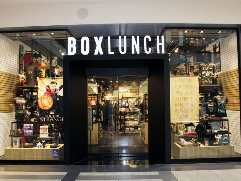 philanthropic retailer boxlunch opens second sacramento