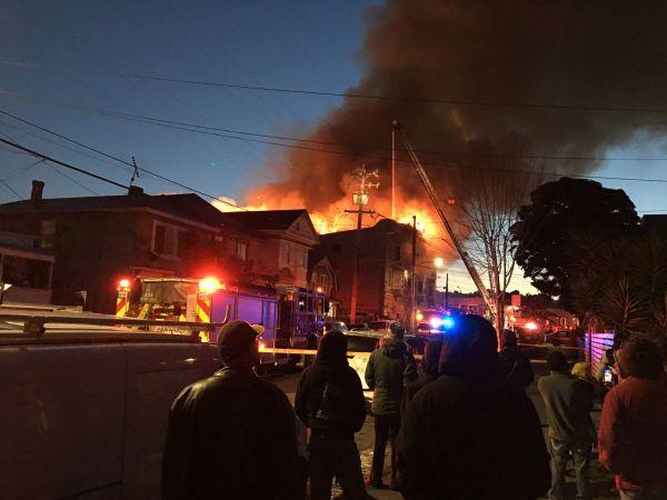 California battalion chief fears 1 dead in residential fire