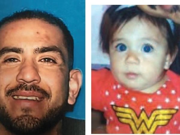 Amber Alert issued out of San Bernardino County for 1-year-old