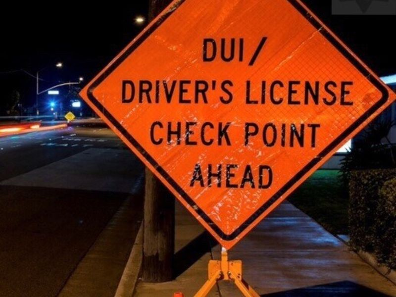 Dui Checkpoint Planned In Berkeley Berkeley Ca Patch