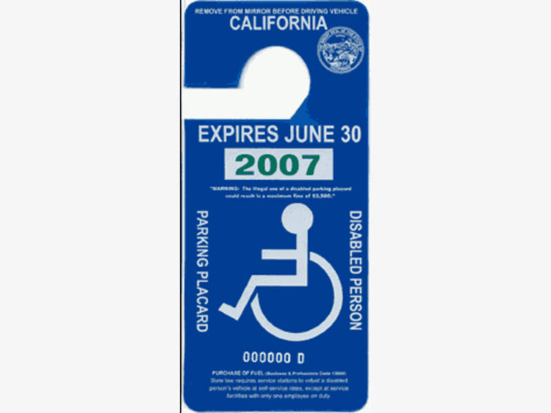 El Cerrito Police Crack Down On Disabled Parking Abuse | Patch