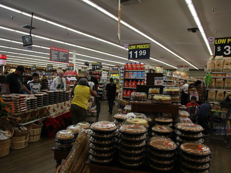 thanksgiving grocery store hours in the bay area 2017