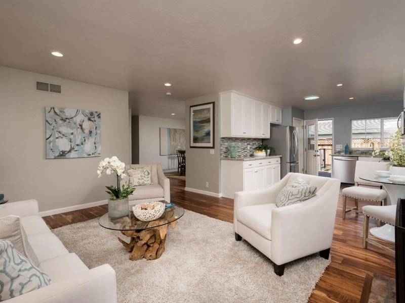 Newly Listed In Millbrae: Gorgeous 1950s Remodel For $2.5 Million