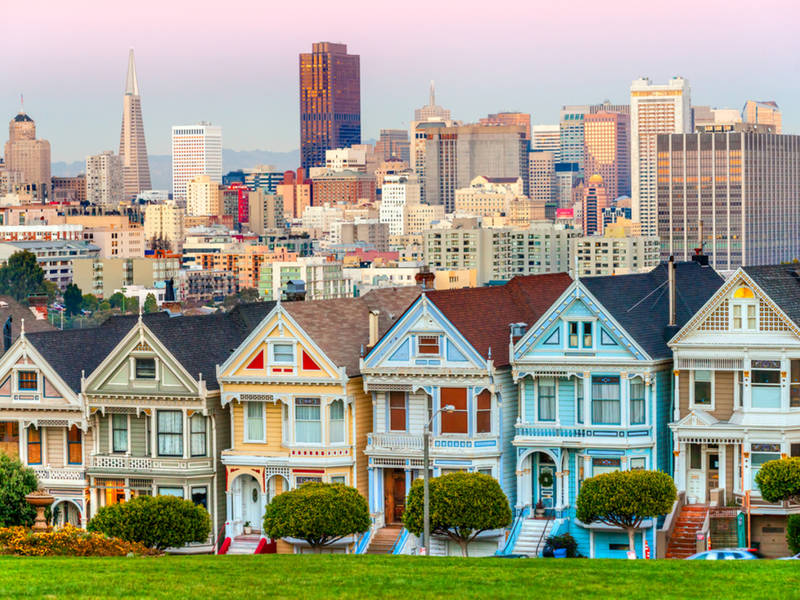2018 Best Places To Live San Francisco Made Us News Rankings