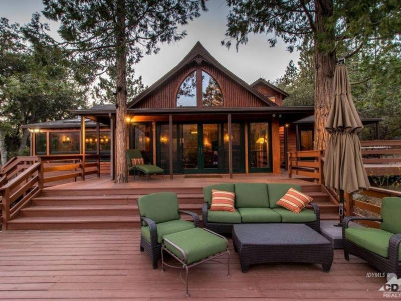 9 Socal Mountain Homes For Sale Less Than A 2 Hour Drive