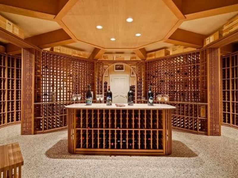 14 California Homes With Enviable Wine Cellars & 14 California Homes With Enviable Wine Cellars | Alameda CA Patch