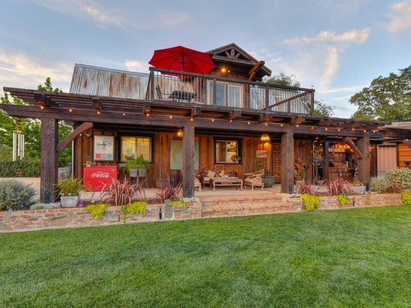 13 California Farm And Ranch Style Homes