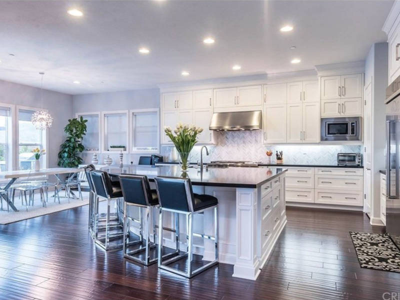 Sparkling White Kitchens: Inspiration From CA Homes | Patch