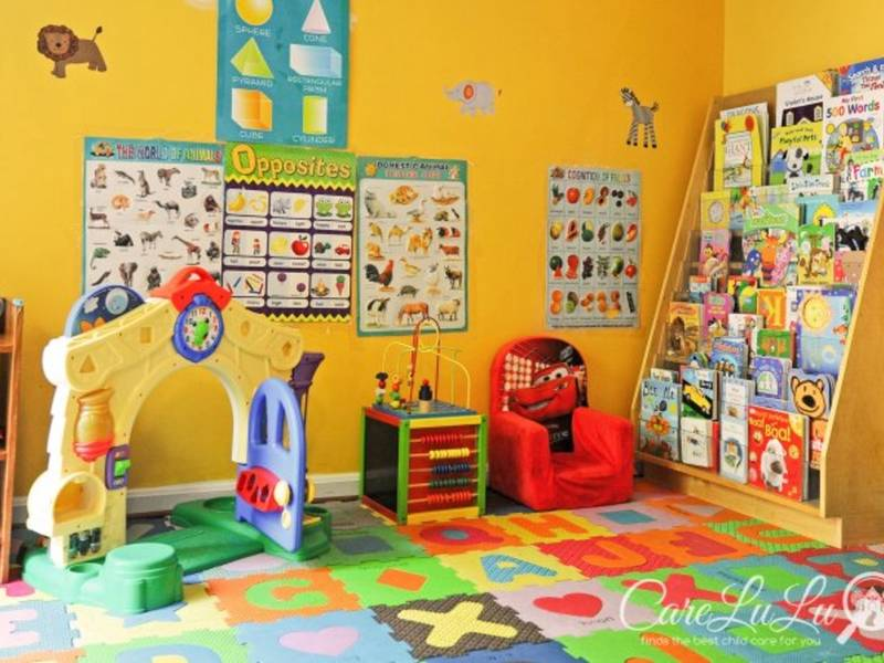 in home daycare pictures