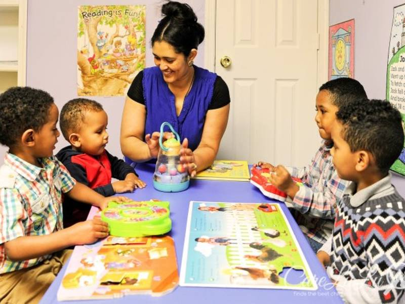 Licensed Daycare And Preschool In Silver Spring Md Silver Spring