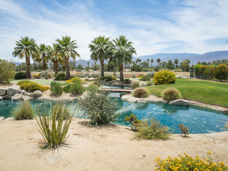 Golf Course Homes For Sale In Indio Ca